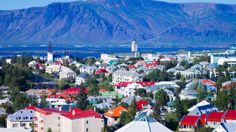 Исландия избира нов парламент
