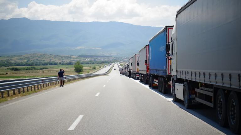 От стартирането на ТОЛ системата тежкотоварните автомобили над 3,5 тона