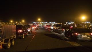 Само 70 български коли са минали снощи на австрийско-унгарската граница