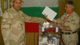 Рейнджърите ни гласуват в Кабул