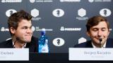 В мач за 1 млн. долара се решава спорът за световната шахматна корона