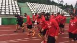 ЦСКА с първа тренировка в Трявна