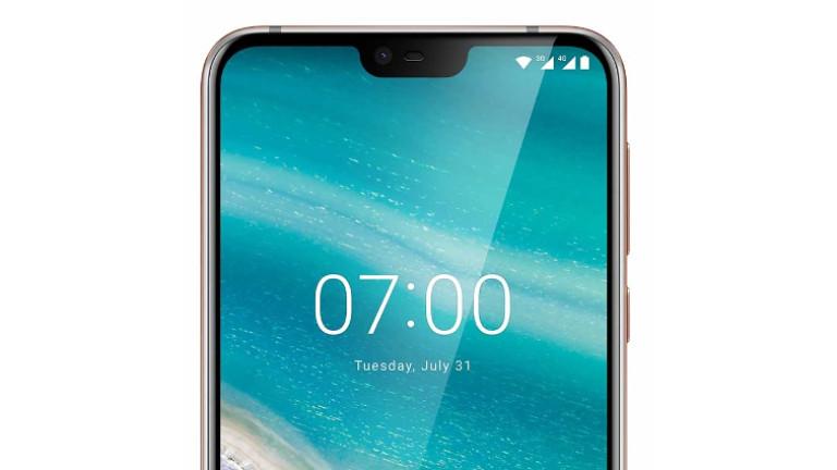 Снимка: Nokia 7.1 идва с безрамков дисплей и достъпна цена