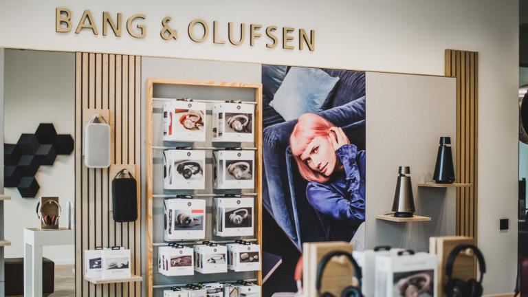 Bang & Olufsen представи двата си най-нови продукта в София