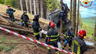 Жертвите от скъсания лифт в Италия вече са 14
