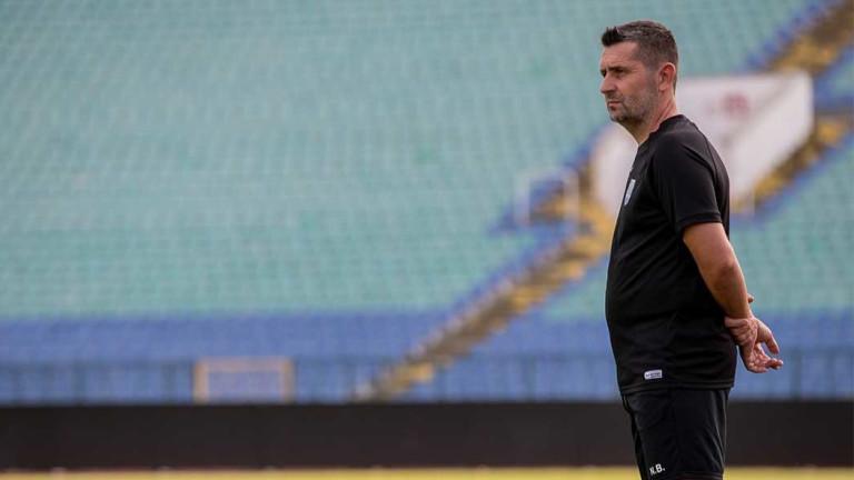 Треньорът на Осиек бесен на играчите си