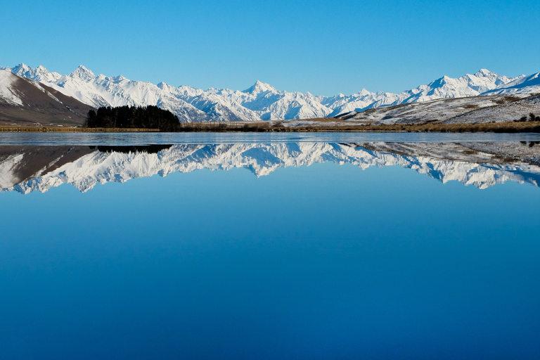 Новозеландските Алпи