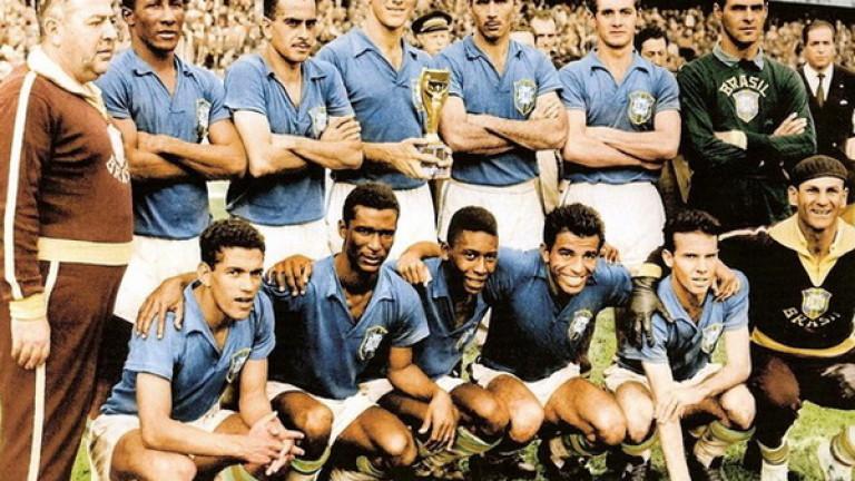 Световното първенство по футбол ражда легенди. Задачата да бъде избран