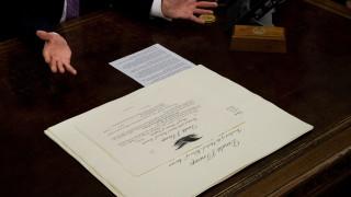 Израел и ОАЕ пишат история, а лявата ръка на Тръмп удря дясната му