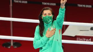 Красен Кралев: Страната ни отново има боксова шампионка!
