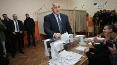 Борисов не се отмята от думите си - готов с оставката