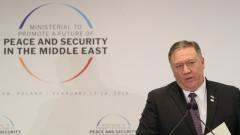 Помпео обвинява Иран за организирани атаки срещу Израел