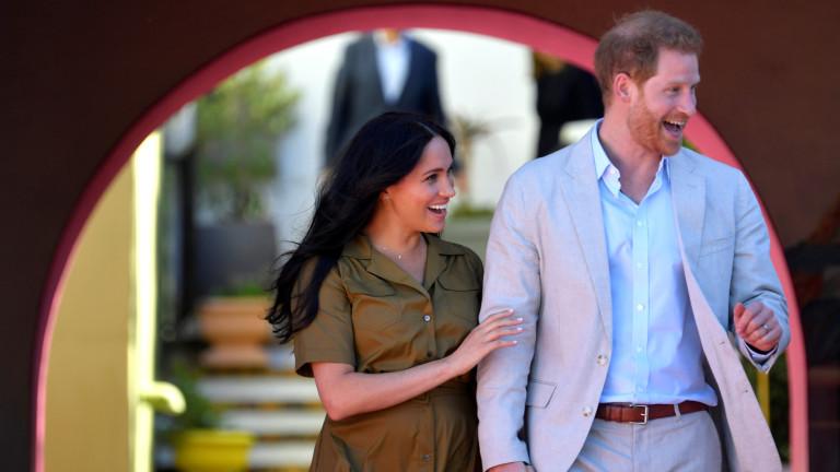 Ще видим ли Хари и Меган в Netflix
