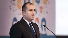 Румен Радев осъди фалшивите новини и кибератаките