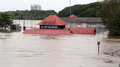 26 души са загинали от наводнения и свлачища в Индия