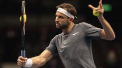 Григор Димитров с отличен старт във Виена, справи се с №18 в световната ранглиста