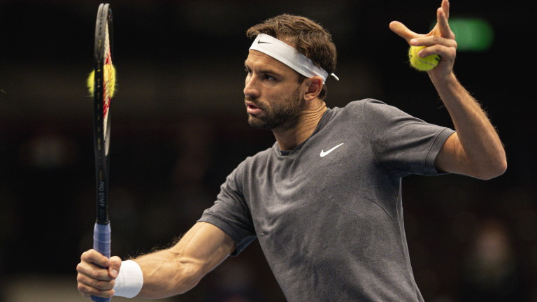 """""""Григор Димитров е най-добре изглеждащият тенисист в света"""""""