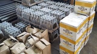 "Половин тон нелегална руска водка спряха на ГКПП ""Дунав мост"""