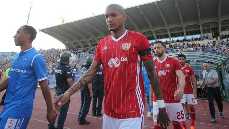 От завръщането на ЦСКА в efbet Лига насам: Каранга и Тиаго са голмайсторите на Вечното дерби