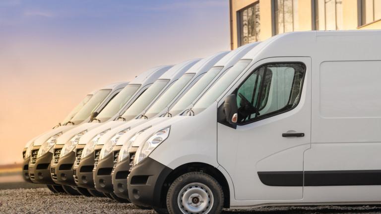 Продажбите на камиони в ЕС падат и през февруари, България с ръст над 30%