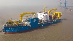 Китай има нов кораб за създаване на изкуствени острови. Това тревожи съседите му