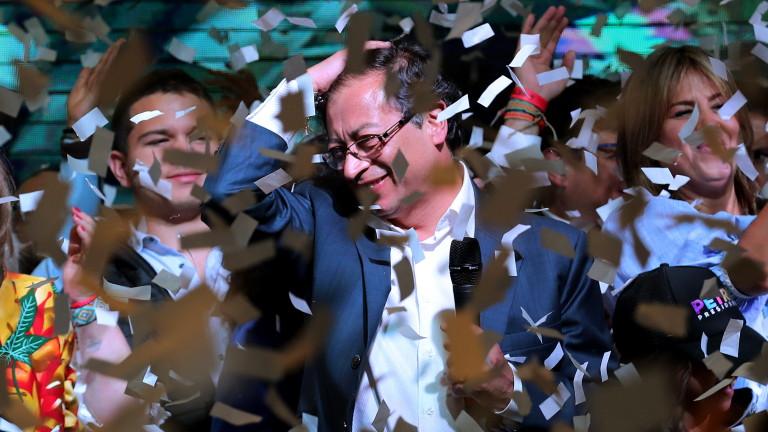Кандидатът на дясната партия Демократичен център Иван Дуке спечели президентския