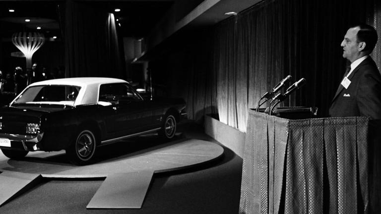 Дебютът на Mustang през 1964 година