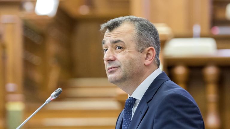 Парламентът на Молдова избра бившия финансов министър Йон Кику за