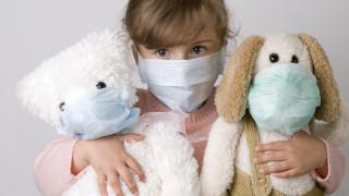 Русенските деца отиват с маски на училище