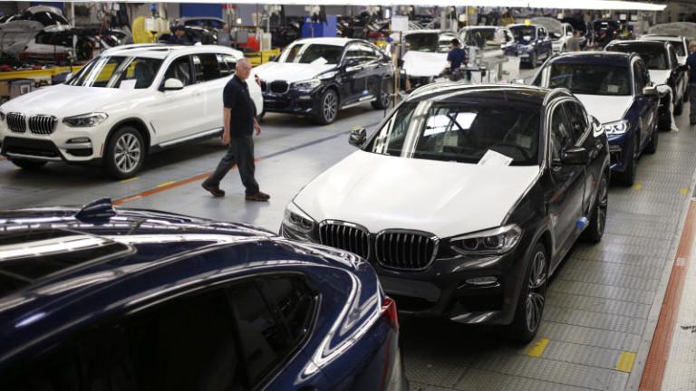 Златното десетилетие за германската икономика върви към своя край