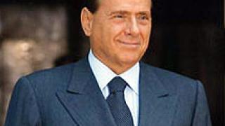 Берлускони кацна аварийно