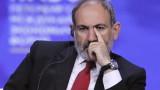 Премиерът на Армения Никол Пашинян заразен с новия коронавирус