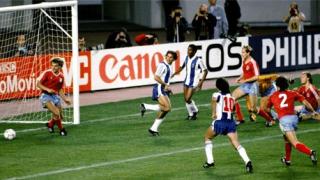 Сезон 1986/87: Петата на Маджер, която охлади шампионските мераци на Байерн