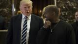 Кание Уест, Тръмп, Twitter и един измислен скандал