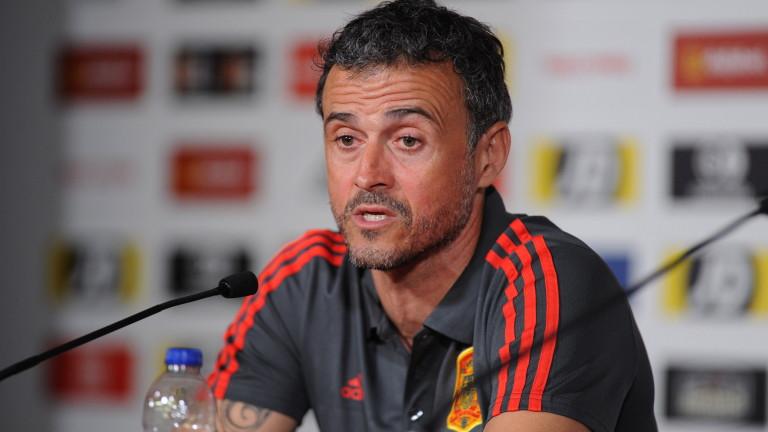Лучо Енрике: В моя отбор няма сигурни титуляри, всеки трябва да се доказва