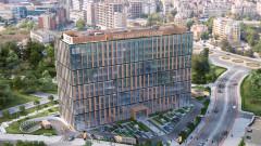 """Развитието на """"Хладилника"""" продължава с офис сграда за €30 милиона и 2 500 служители"""