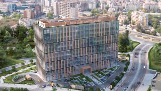 Park Lane Office Center ще отвори врати в средата на 2021 година