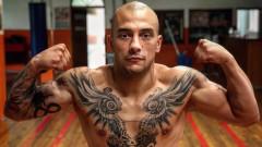 БККМТ организира посрещане на европейския шампион по кикбокс Димитър Пенчев
