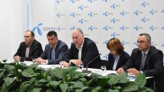 Новата мрежа на Telenor е струвала 160 млн. лв. на компанията