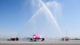 Wizz Air пуска 4 нови дестинации от София