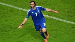 Йоргос Самарас прекрати футболната си кариера