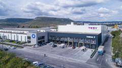 Tesy инвестира 7 милиона лева в нов логистичен терминал