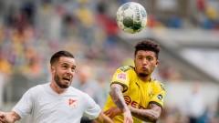 Борусия (Дортмунд) отказа почти 100 млн. евро за Санчо