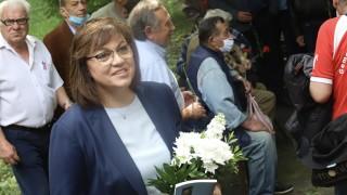 """Корнелия Нинова призна за поражение още преди да внесе вота срещу кабинета """"Борисов 3"""""""