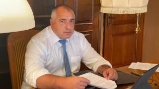 Борисов благодари на Меркел за помощта за преговорите на Македония за ЕС