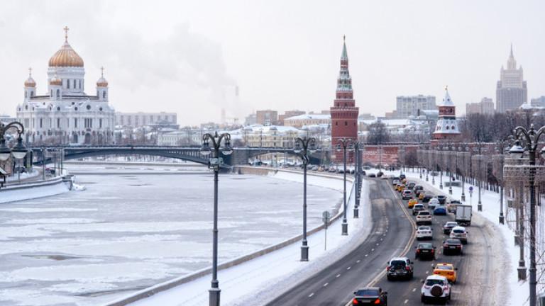 За богатите руснаци кешът все още е кралят