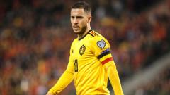 Еден Азар отказал да играе за Франция