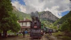 БДЖ организира пътуване с парен локомотив по теснолинейката