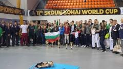 Четири златни медала за България от Световното първенство по шотокан карате-до в Молдова