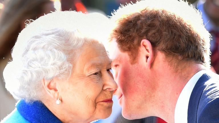 Жестът на кралицата след раждането на Лилибет Даяна